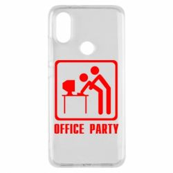 Чехол для Xiaomi Mi A2 Office Party