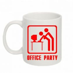 Кружка 320ml Office Party - FatLine