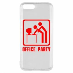 Чехол для Xiaomi Mi6 Office Party