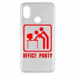 Чехол для Xiaomi Mi8 Office Party