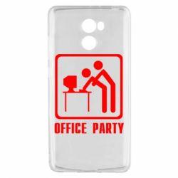 Чехол для Xiaomi Redmi 4 Office Party