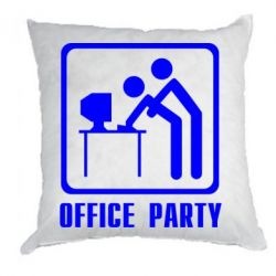Подушка Office Party - FatLine