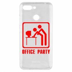 Чехол для Xiaomi Redmi 6 Office Party
