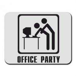 Коврик для мыши Office Party - FatLine