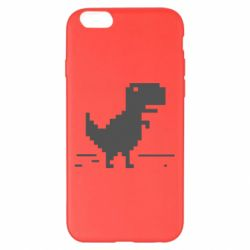 Чехол для iPhone 6 Plus/6S Plus Offline T-rex - FatLine