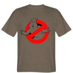 Мужская футболка Охотники за привидениями - FatLine