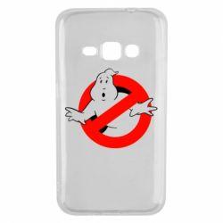 Чехол для Samsung J1 2016 Охотники за привидениями