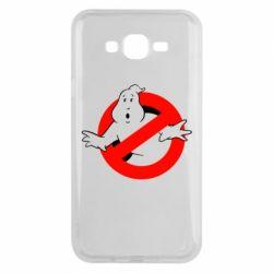 Чехол для Samsung J7 2015 Охотники за привидениями