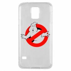 Чехол для Samsung S5 Охотники за привидениями