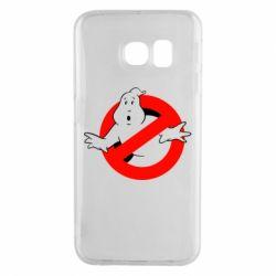 Чехол для Samsung S6 EDGE Охотники за привидениями