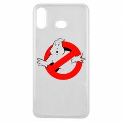 Чехол для Samsung A6s Охотники за привидениями
