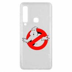 Чехол для Samsung A9 2018 Охотники за привидениями