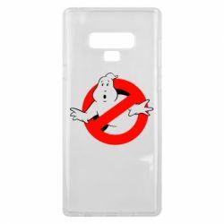 Чехол для Samsung Note 9 Охотники за привидениями