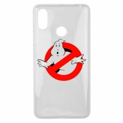 Чехол для Xiaomi Mi Max 3 Охотники за привидениями