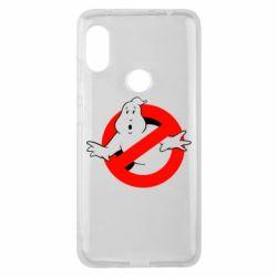 Чехол для Xiaomi Redmi Note 6 Pro Охотники за привидениями