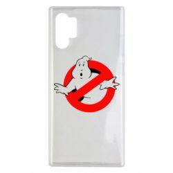 Чехол для Samsung Note 10 Plus Охотники за привидениями