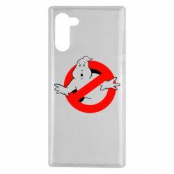 Чехол для Samsung Note 10 Охотники за привидениями
