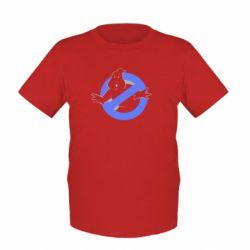 Детская футболка Охотники за привидениями - FatLine