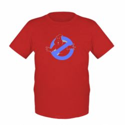 Детская футболка Охотники за привидениями