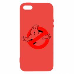 Чехол для iPhone5/5S/SE Охотники за привидениями