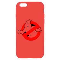 Чехол для iPhone 6/6S Охотники за привидениями