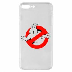 Чехол для iPhone 8 Plus Охотники за привидениями