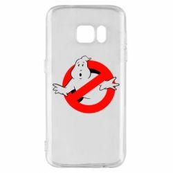 Чехол для Samsung S7 Охотники за привидениями