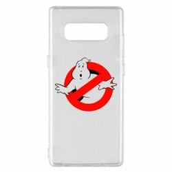Чехол для Samsung Note 8 Охотники за привидениями