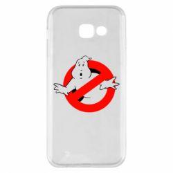 Чехол для Samsung A5 2017 Охотники за привидениями