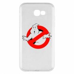 Чехол для Samsung A7 2017 Охотники за привидениями