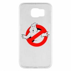 Чехол для Samsung S6 Охотники за привидениями