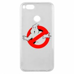 Чехол для Xiaomi Mi A1 Охотники за привидениями