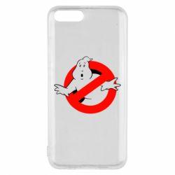 Чехол для Xiaomi Mi6 Охотники за привидениями