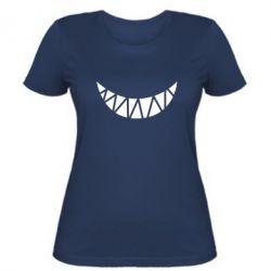 Женская футболка Охра - FatLine