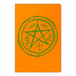 Блокнот А5 Окультний символ Надприродне
