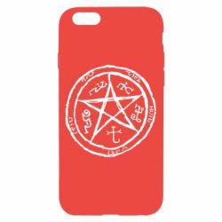 Чохол для iPhone 6/6S Окультний символ Надприродне