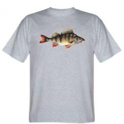 Мужская футболка Окунь - FatLine