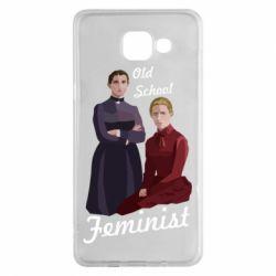 Чохол для Samsung A5 2016 Old School Feminist