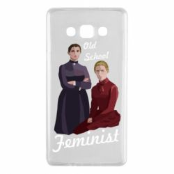 Чохол для Samsung A7 2015 Old School Feminist
