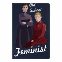 Блокнот А5 Old School Feminist