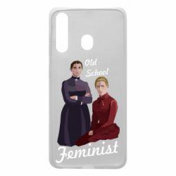 Чохол для Samsung A60 Old School Feminist