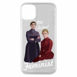Чохол для iPhone 11 Pro Old School Feminist