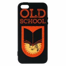 Чохол для iphone 5/5S/SE Old school