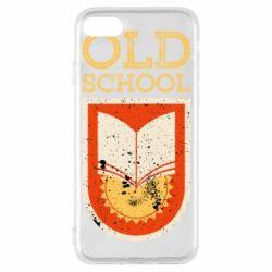 Чохол для iPhone 7 Old school