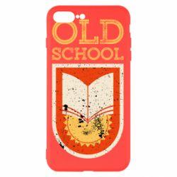 Чохол для iPhone 8 Plus Old school