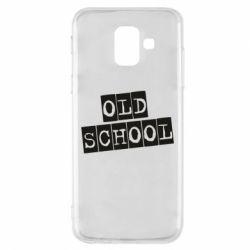 Чохол для Samsung A6 2018 old school