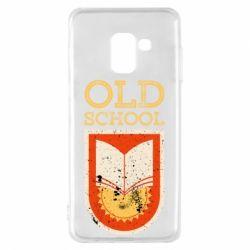 Чохол для Samsung A8 2018 Old school