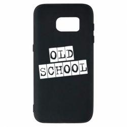 Чохол для Samsung S7 old school