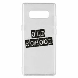 Чохол для Samsung Note 8 old school