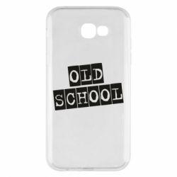 Чохол для Samsung A7 2017 old school